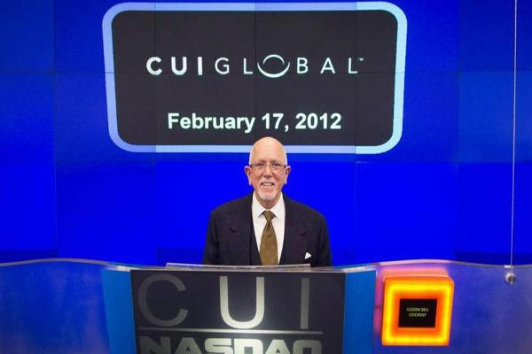 CUI Global's CEO on Deal He Says Will Transform the Company