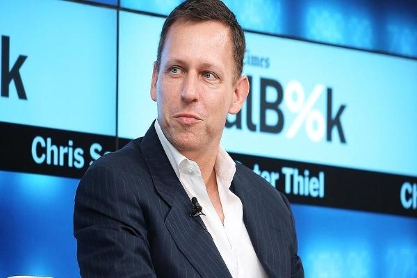 Venture Capitalist Peter Thiel Joins Trump's Transition Team