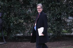 Steve Bannon Is the Latest White House Official to Be Sent Packing