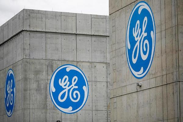 Midday Report: GE Swings to First-Quarter Profit; Stocks Mostly Lower
