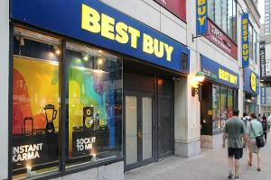 Best Buy's Billionaire Founder: We Were 'Late to the Game' in Online Shopping