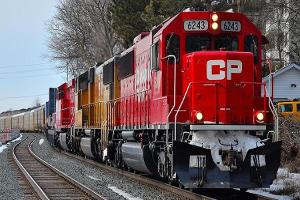 Ackman Exits Canadian Pacific Railway