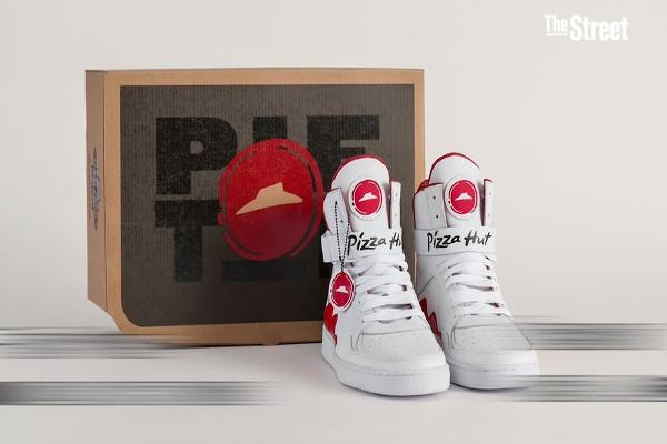 Pizza Hut Wants You to Order Pizza With These Sneakers