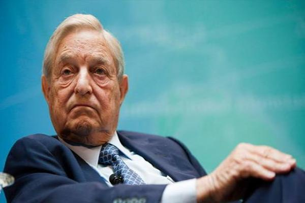 Billionaire Soros Issues Stark Warning if 'Brexit' Happens