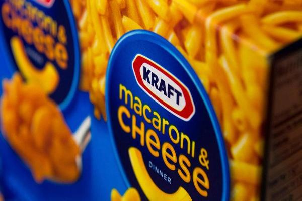 Stuck in the Middle of the Supermarket, Kraft Heinz Revenue Down 4%