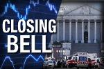 Closing Bell: U.S. Capitol Shooting Spooks Investors; U.S. Stocks End Mixed