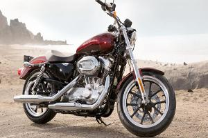 Harley's Bikes May Look Hot, but the Company's Stock Chart Is Getting Cold