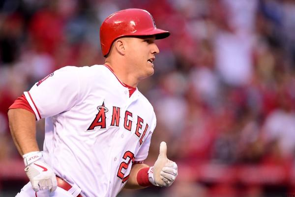 Angels Star Mike Trout Perfectly Explains Why Everyone Is Smashing Homers