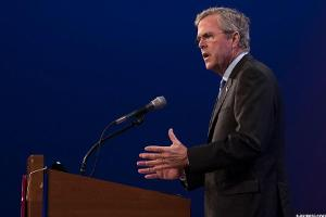 Jeb Bush: Mid-Terms Could Be Another Wave Election