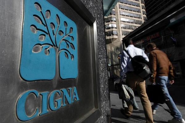 Here's Why Shares of Cigna are Higher Thursday