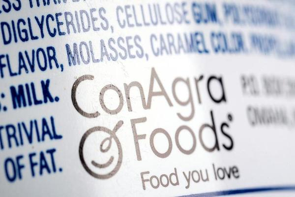 Here's Why Shares of ConAgra are Higher in Thursday's Session