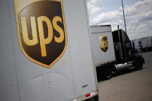 Jim Cramer: UPS Is Growing Off of Amazon