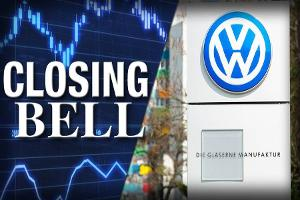 Closing Bell: Volkswagen Sales Slump on Scandal; Stocks Rally