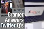 Jim Cramer Says FireEye a Cybersecurity Stock Worth Considering