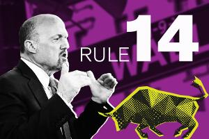 Jim Cramer's Investing Rule 14: Expect, Don't Fear Corrections