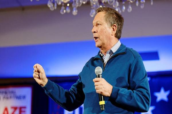 Governor John Kasich Is Unlikely to Run for President in 2020