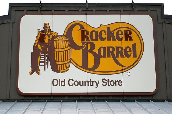Here's Why Shares of Cracker Barrel Are Higher on Wednesday