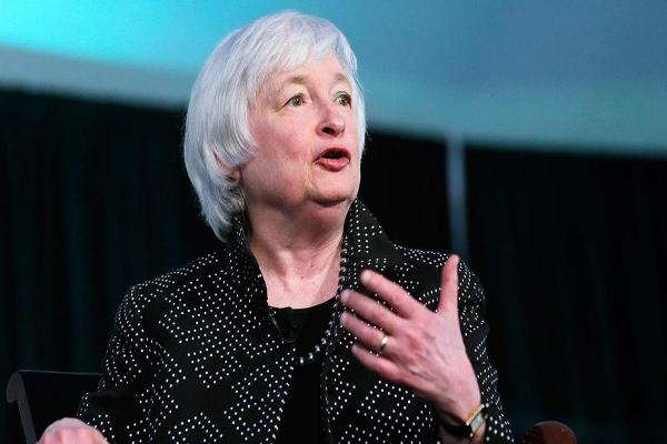 What to Watch Friday: Janet Yellen Speaks