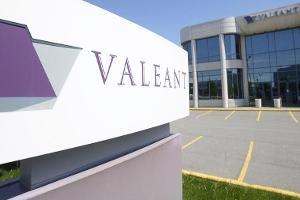 Valeant Shares Tumble Before Clinton-Trump Faceoff