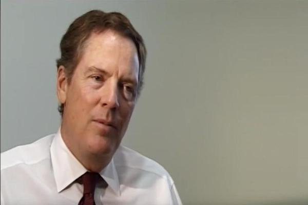 Inside the Trump White House: Robert Lighthizer