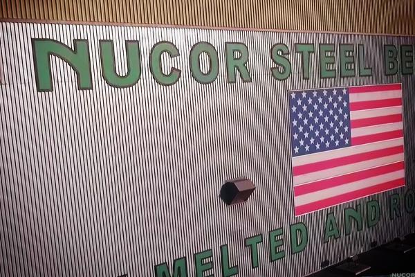 Nucor Is Waiting to See if Steel Tariffs Will Be Implemented, Jim Cramer Says