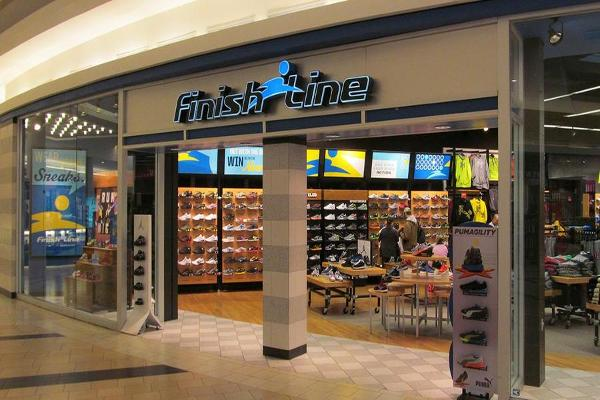Midday Report: Finish Line's Surprise Drop in Same-Store Sales; Stocks Higher