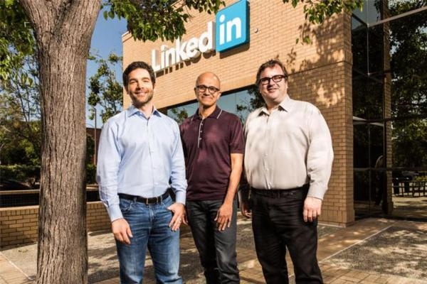 Jim Cramer on Stocks to Watch After Microsoft's Deal to Buy LinkedIn