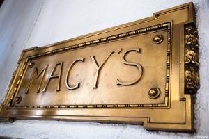 Macy's Reports Better-Than-Expected Profit, but Revenue Misses