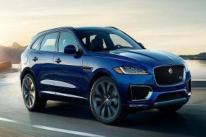 Jaguar Sees Strong Demand for Its New F-PACE SUV