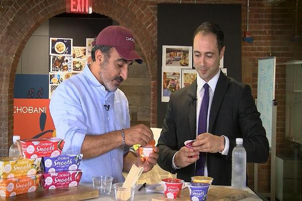 Now Chobani Will Try to Disrupt Companies That Make Regular Yogurt