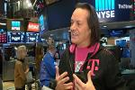 Video: T-Mobile CEO John Legere Won't Rule Out a Content Acquisition