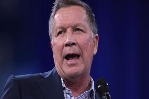 Governor John Kasich on the Trump Budget, Tax Reform, Russia and the 2020 Presidential Race