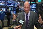 Jim Cramer Talks J.C. Penney, Foot Locker, HP Enterprise and the Border Tax