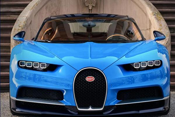 Check Out the Insane $2,998,000 Bugatti Chiron