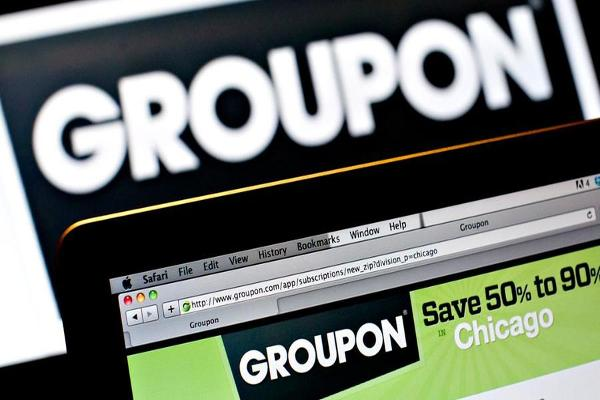 Here's Why Shares of Groupon are Higher in Monday's Trading Session