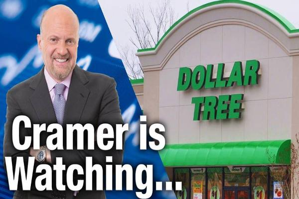 Jim Cramer Is Keeping an Eye on Dollar Tree Earnings Next Week