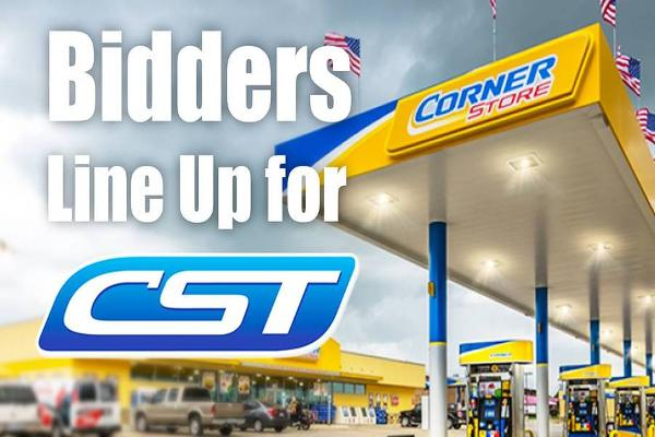 Bidders Begin to Circle Convenience Store Operator CST Brands