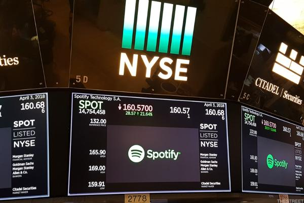 Jim Cramer: Spotify Is 'Right Up There' With Netflix and Sirius XM