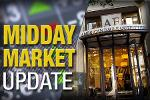 Midday Report: American Eagle Suffers Warm Winter; Rally Fades