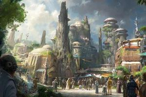 Here Comes Disney's 5 New Theme Park Attractions