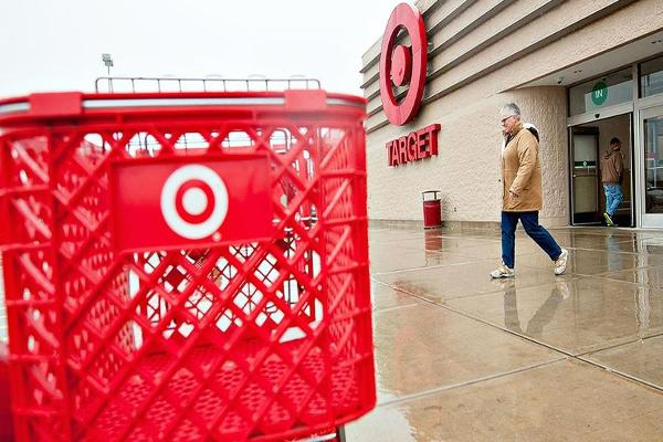 Midday Report: Target Leads Retail; Dow Returns Above 22,000