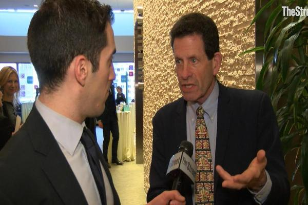 Video: Billionaire Ken Fisher on the Dow's 724 Point Plunge