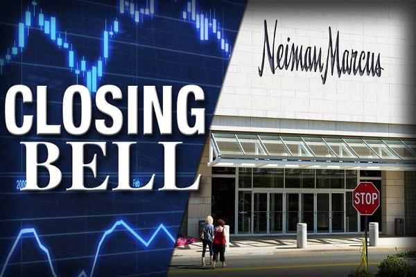 Closing Bell: Neiman Marcus' Disappointing Quarter; Stocks Rise Slightly
