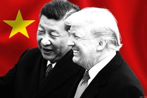 What Trade Talks? Jim Cramer's Thoughts on U.S.-China Trade War