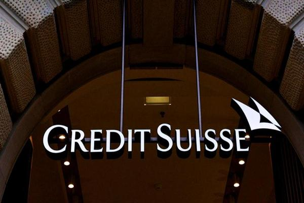 Here's Why Shares of Credit Suisse are Lower on Thursday