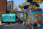 Ford's Chariot Shuttle Is Shaking Up the New York City Ride Sharing Wars
