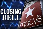 Closing Bell: Stocks Close Lower; Macy's Posts Worst Day in 8 Years