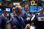 Stocks Slip on Global Economic Concerns and Weak Factory Orders