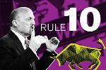 Jim Cramer's Investing Rule 10: Bad Buys Won't Become Takeovers