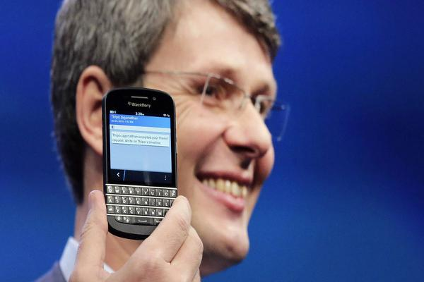 Cut Your Losses In BlackBerry